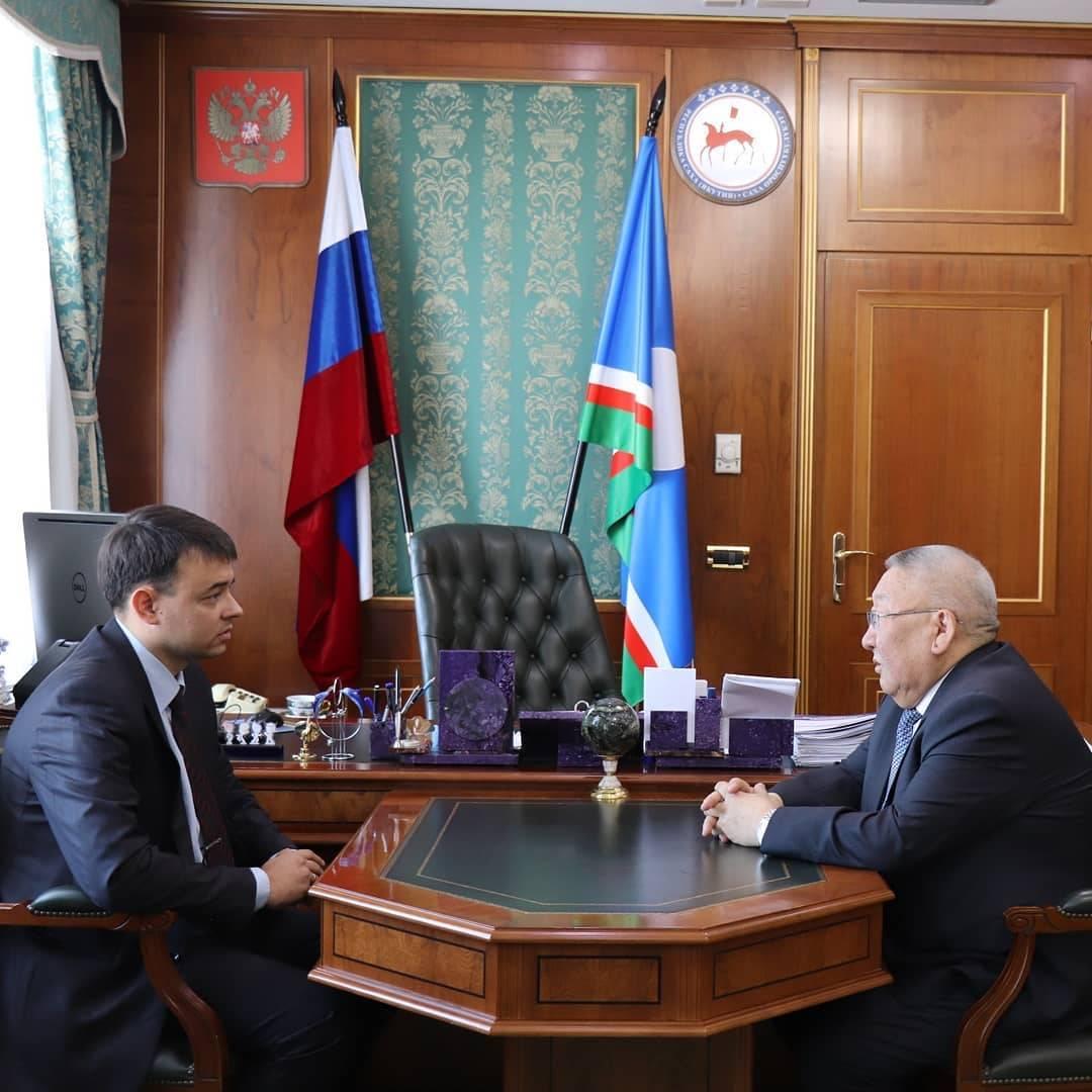 Министерство по делам молодёжи и семейной политике Якутии возглавит Иван Луцкан