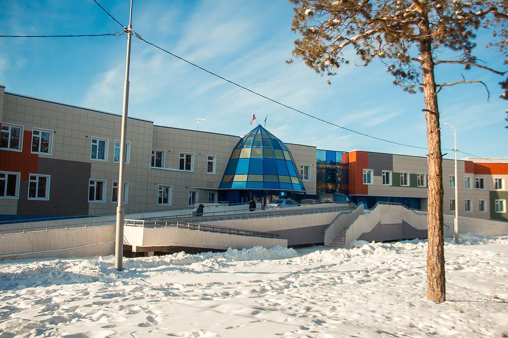 В Якутске открылся современный реабилитационный центр для детей с ограниченными возможностями здоровья