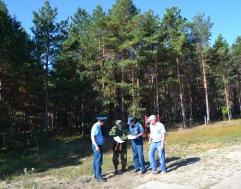 В перечень подверженных угрозе от лесных пожаров включены 316 населённых пунктов Якутии