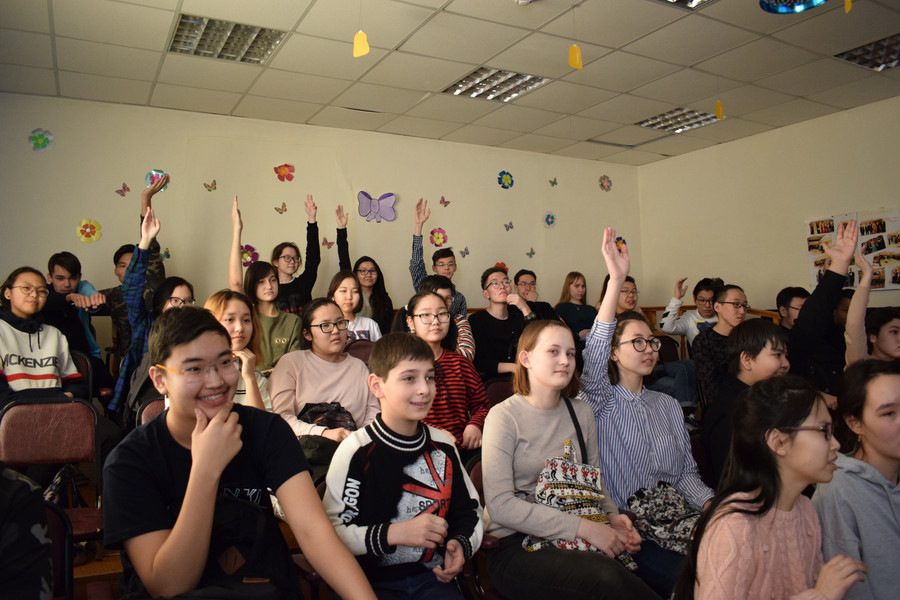 В школах Якутска отметили День правовых знаний