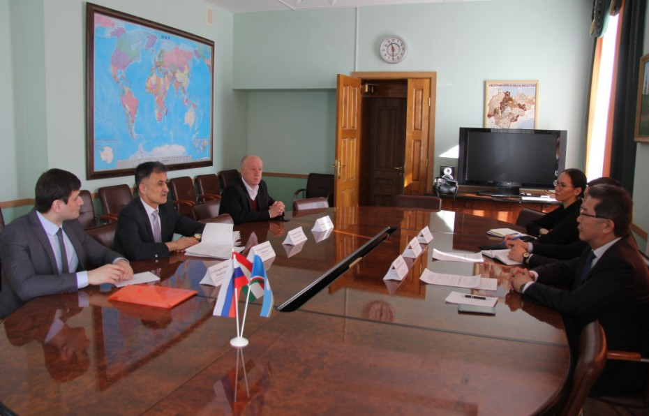 В Якутск с визитом прибыл генконсул Таджикистана