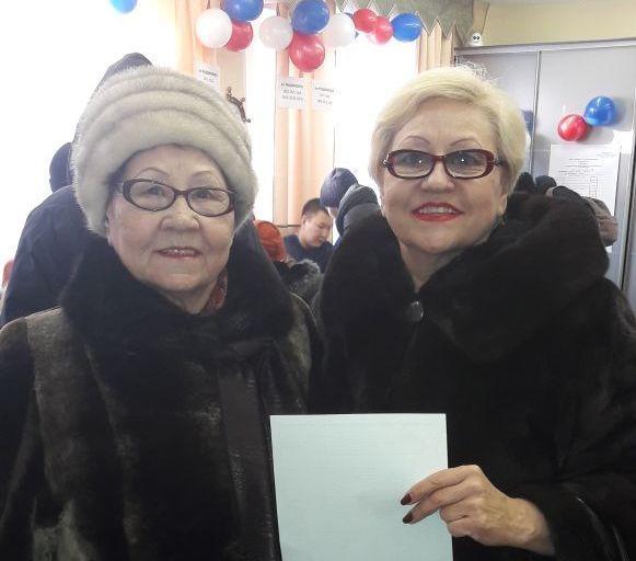 Марина Силкина: «Якутяне голосуют сердцем»
