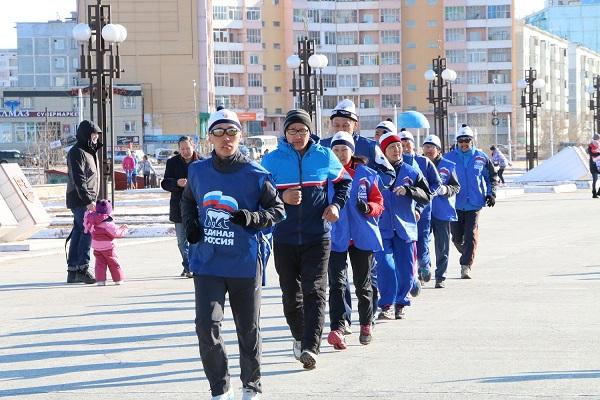 В Якутске стартует многодневный легкоатлетический пробег до Магадана