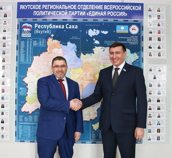5 марта заявлены три участника предварительного голосования Партии «ЕДИНАЯ РОССИЯ»