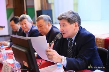 В поселке Нижний Бестях прошел круглый стол по вопросам тарифной и налоговой политики