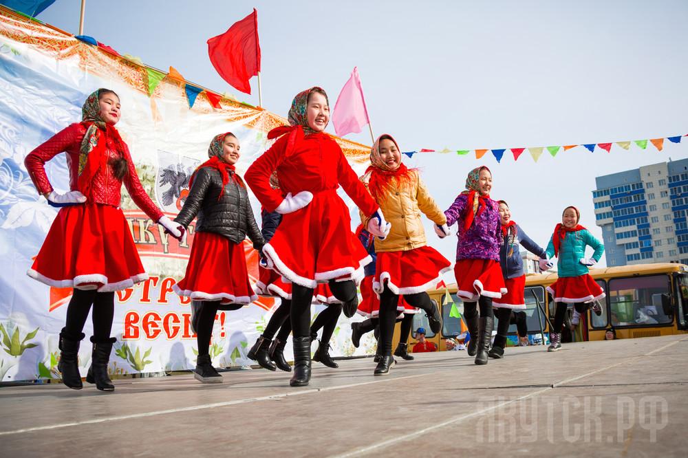 Встречай весну, Якутск: Приглашаем на проводы зимы