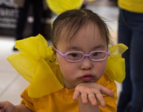 В Якутске отметили Международный день человека с синдромом Дауна