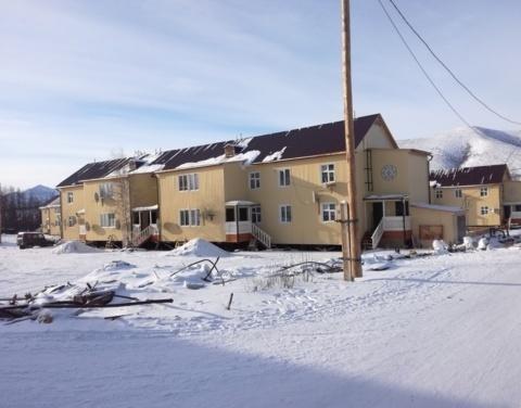 В Якутии из аварийного жилищного фонда за 5 лет расселено 30 тысяч человек