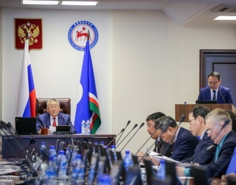 На заседании Комиссии по координации работы по противодействию коррупции в Якутии заслушаны итоги за два года
