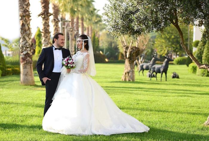 Турецкая свадьба якутской красавицы