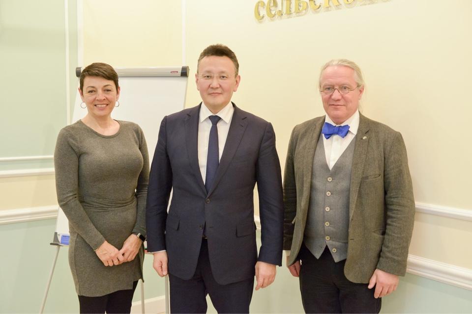 Образование и наука в деле укрепления человеческого потенциала северян: арктические компетенции якутского агровуза