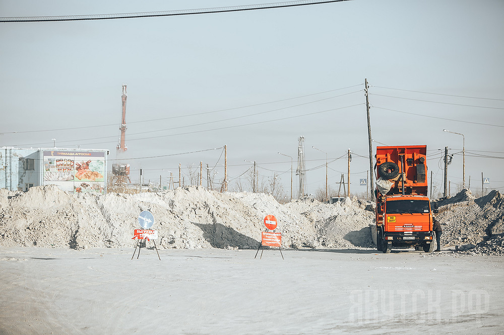 Сергей Юрченко: «На полигон вывезено более 319 тысяч кубов снега»