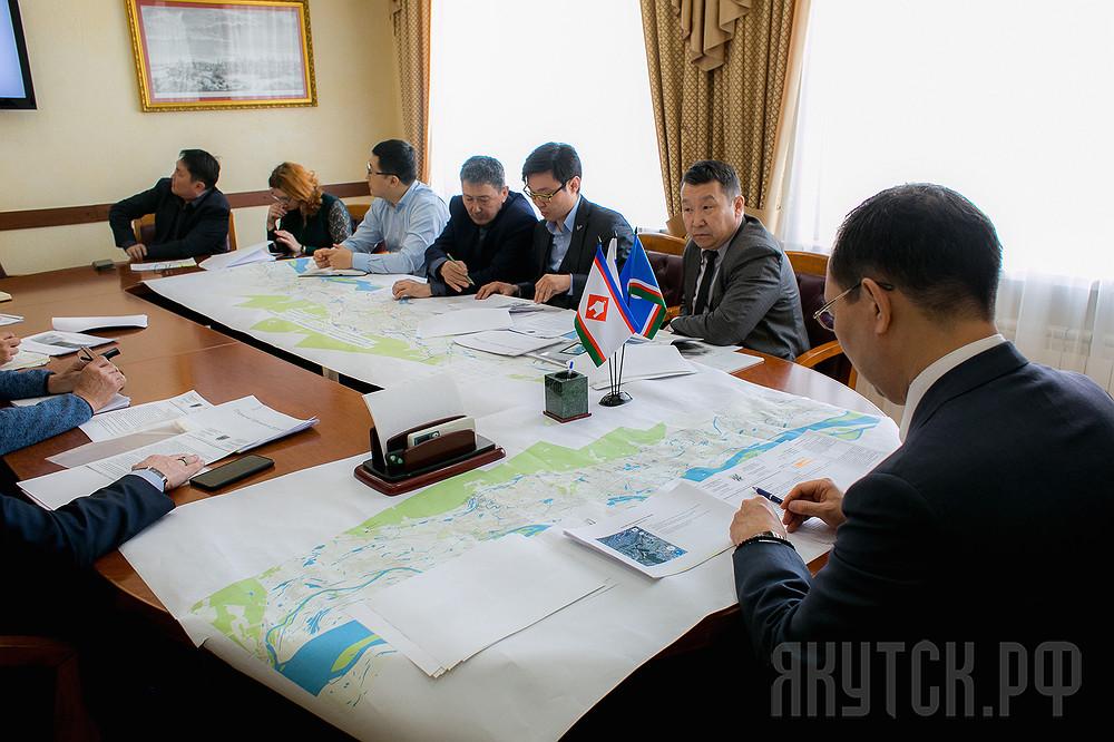 До конца года в Якутске будет восстановлена проточность Горканала