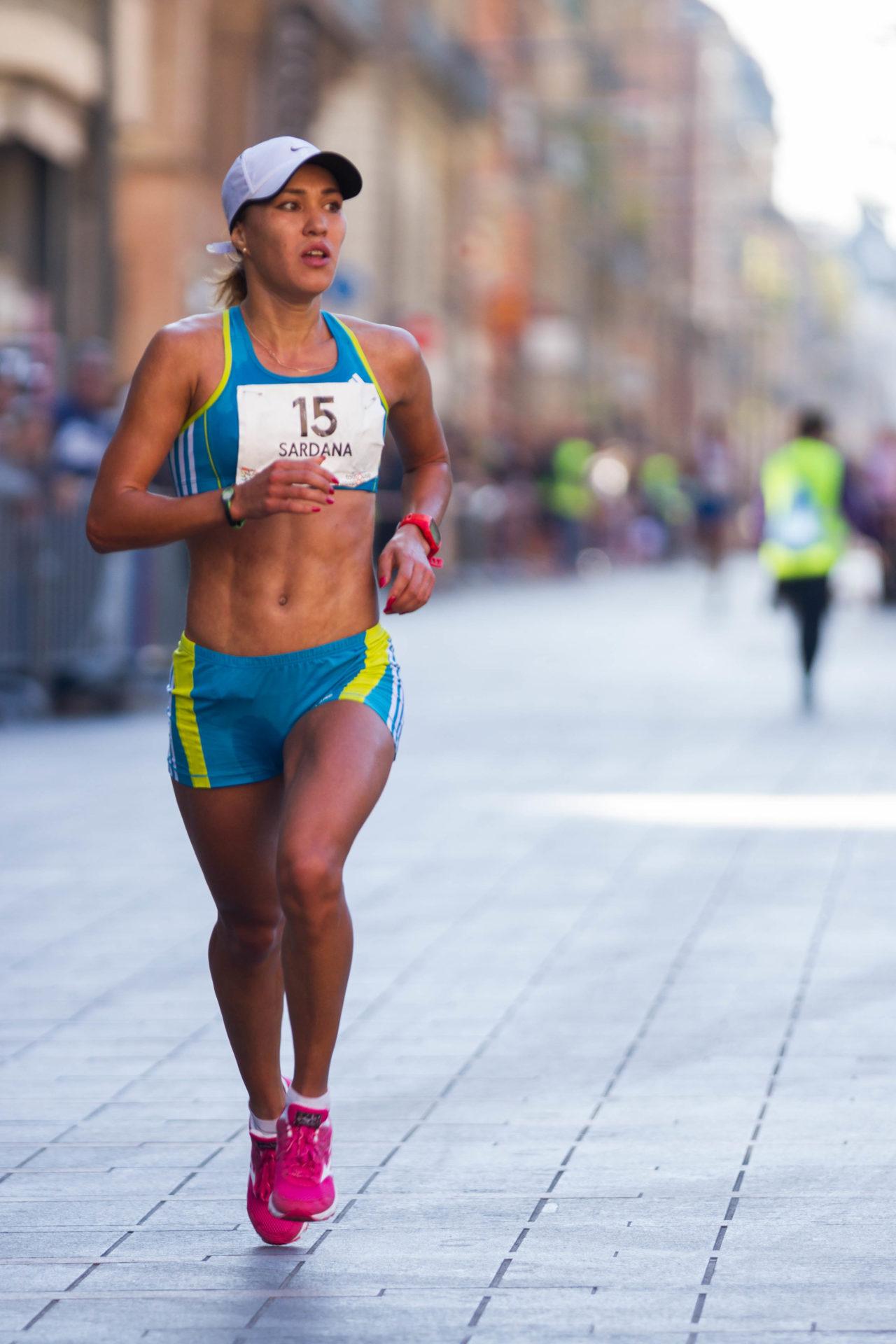 Бегунья Сардаана Трофимова представит Якутию на Чемпионате России по марафонскому бегу