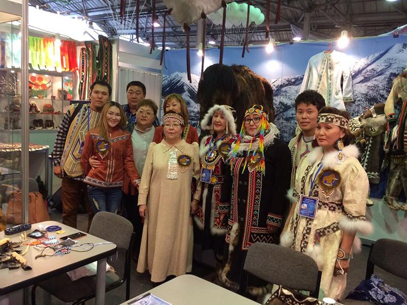 Якутяне примут участие в международной выставке «Сокровища Севера»