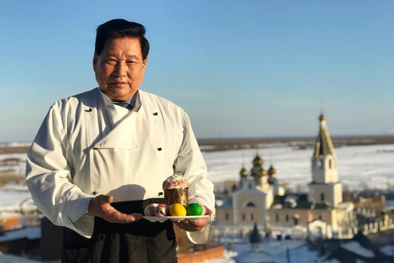 Маэстро якутской кухни поделился рецептом праздничного кулича