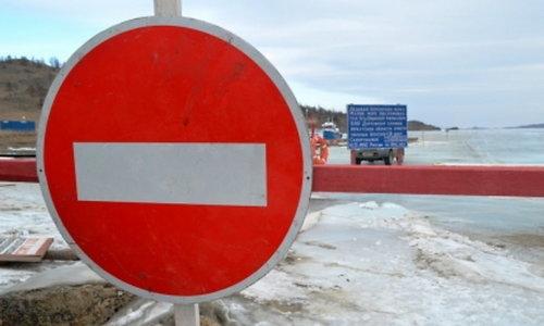 Ледовые переправы на федеральных трассах «Вилюй» и «Колыма» будут закрыты 16 апреля