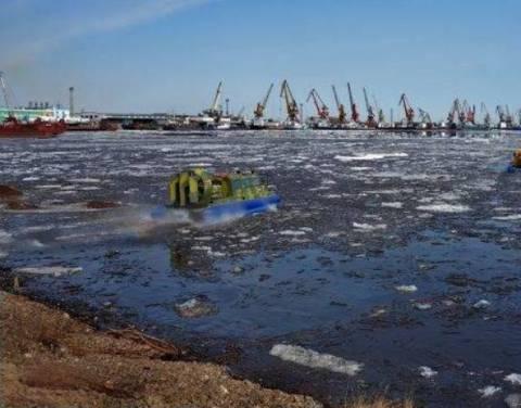 В районе Якутска ледоход ожидается в середине мая