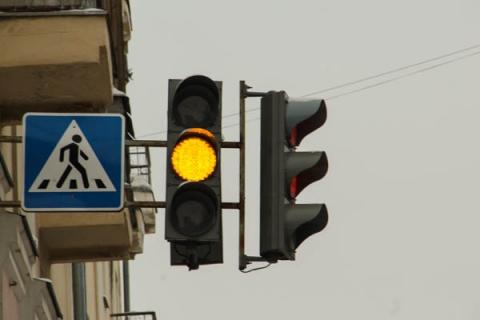 В Якутске светофоры переведут на новый режим работы