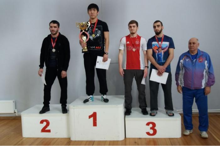 Вольная борьба: Якутянин стал чемпионом Москвы