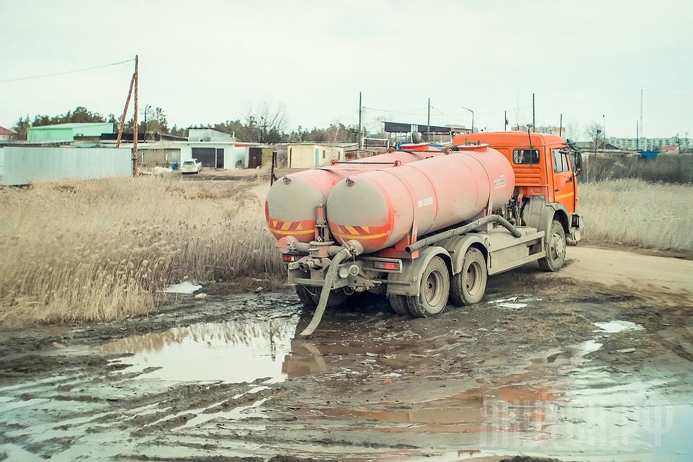 Айсен Николаев: Ответственные за незаконный слив канализационных вод должны быть наказаны