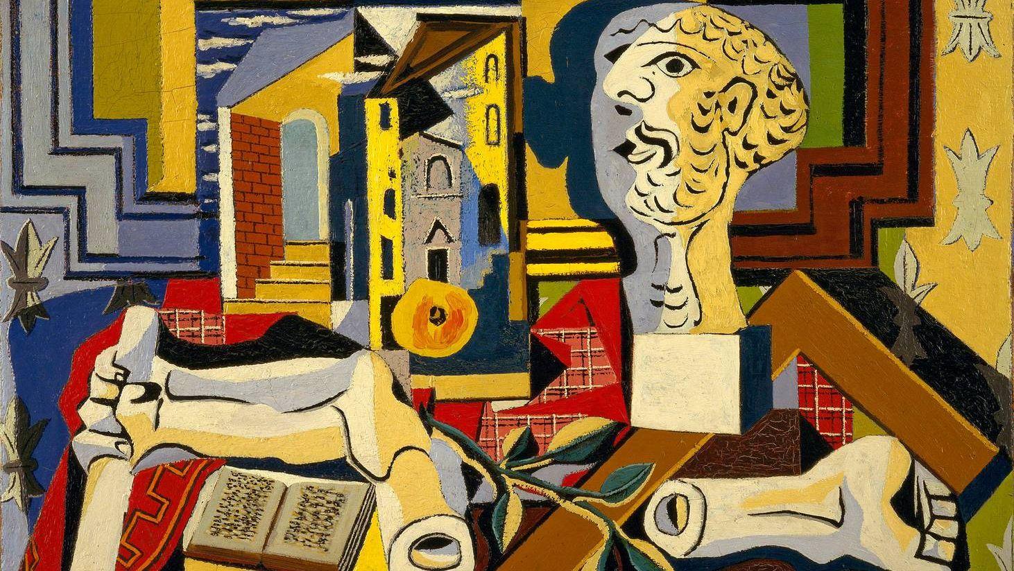 Во Франции пропали более 250 работ Пабло Пикассо