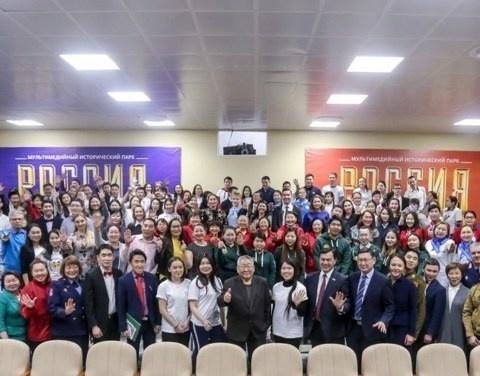 В Якутии впервые отмечают День гражданского активиста