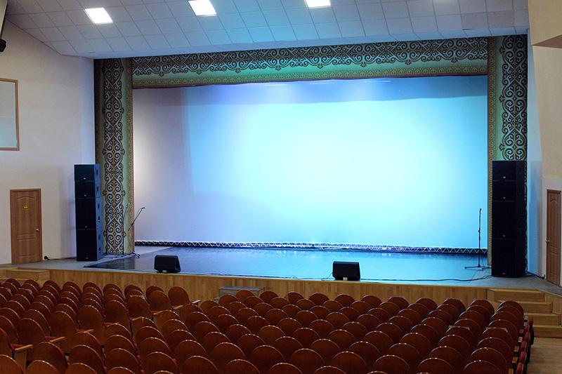 В Доме дружбы народов открывается кинозал
