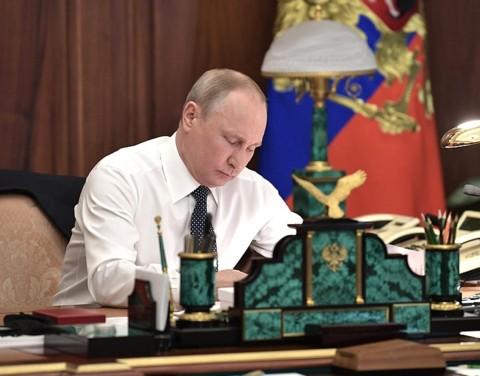 Владимир Путин утвердил новый «майский указ» о развитии России на период до 2024 года