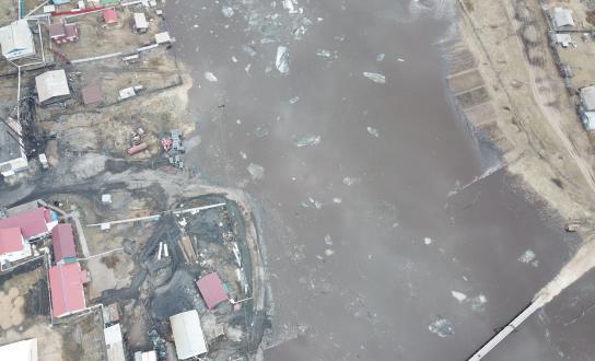 Около 239 млн рублей составил предварительный ущерб от весеннего паводка в Амгинском районе Якутии
