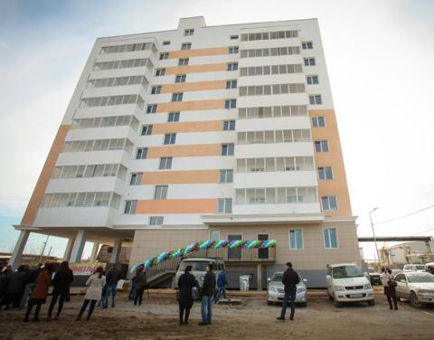 Рост жилищного строительства отмечают в Якутии