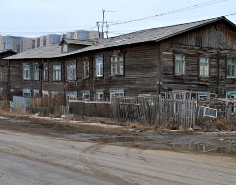 Предлагается освободить жителей деревянных многоквартирных домов от взносов на капремонт