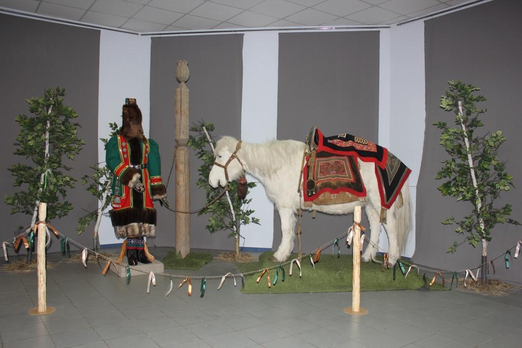 В Якутском музее открылась выставка по якутским обрядам и ритуалам