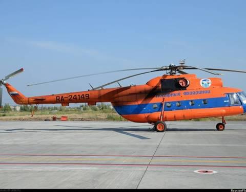 Глава Якутии Егор Борисов вылетел в Амгинский улус
