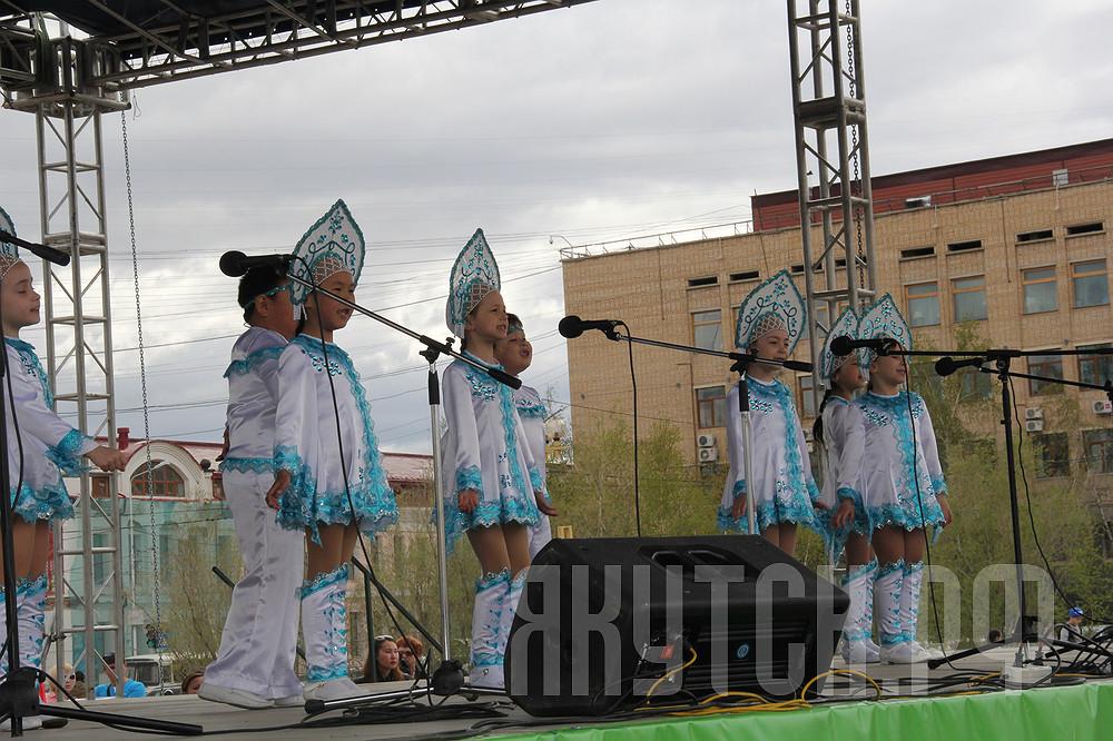 В Якутске пройдет XVIII городской фестиваль «Бэби Шлягер – 2018»