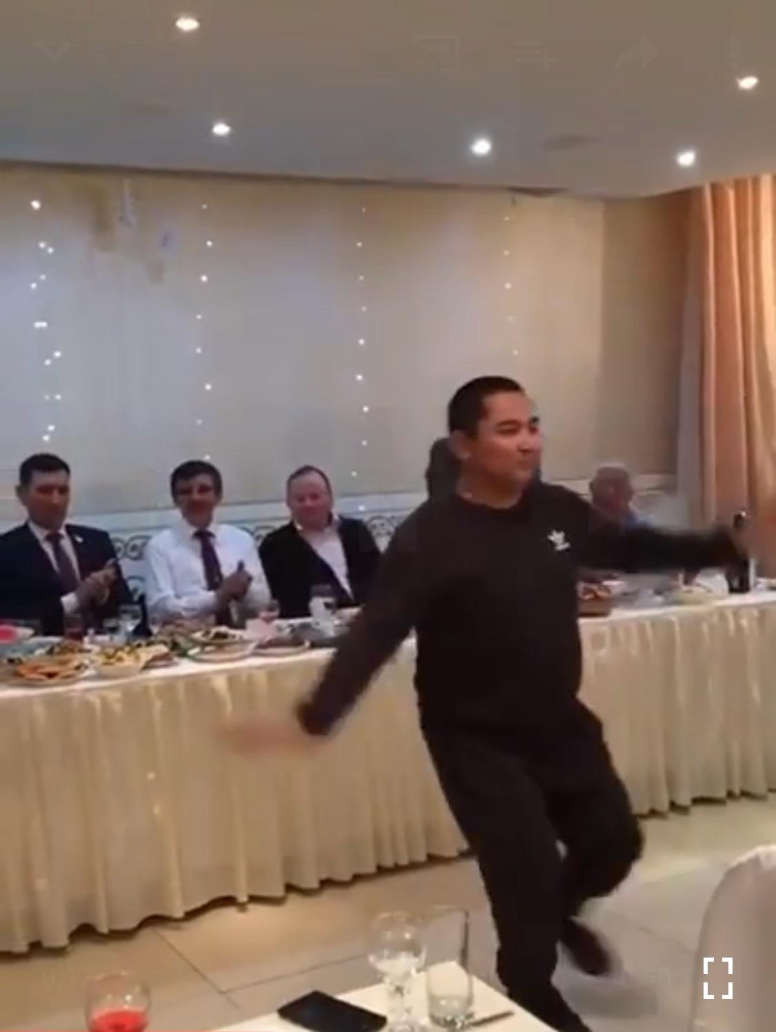 Киргизская диаспора поздравляет Павла ПИНИГИНА с юбилеем