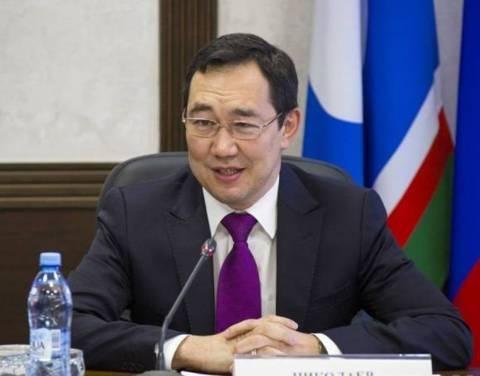 Айсен Николаев озвучил первоочередные задачи, стоящие перед правительством Якутии