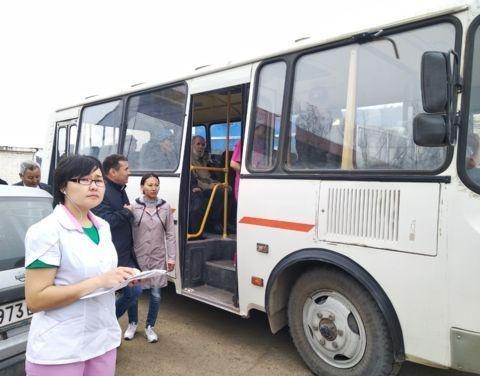 Началась эвакуация пациентов из Капитоновского дома-интерната для престарелых и инвалидов