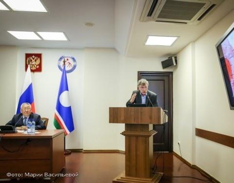 Вскрытие рек в Якутии ожидается раньше обычных сроков