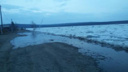 В Усть-Майском районе подтоплено два населенных пункта