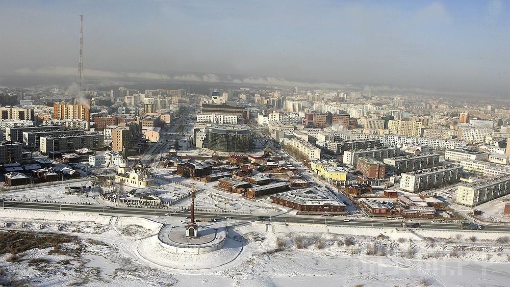 Участник фотоконкурса «Якутск глазами горожан»:  «Я хочу делиться красотой родного города»