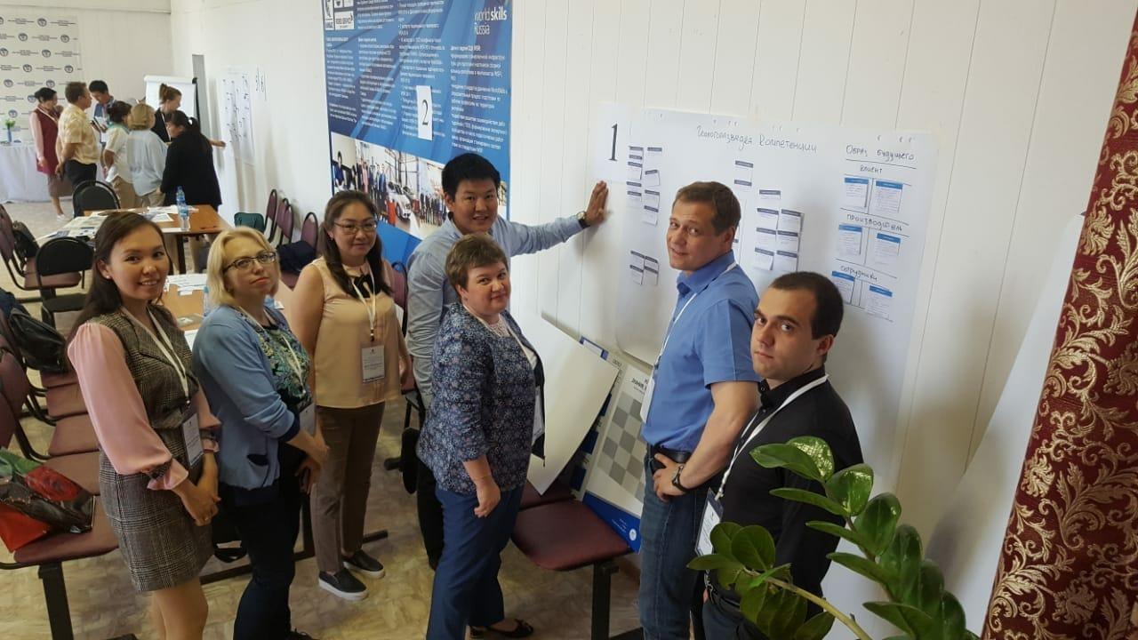 Якутия вошла в пятерку регионов по программе Сколково.