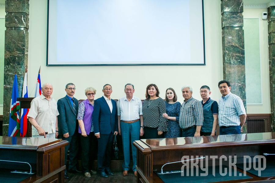 Общественная палата Якутска: принят ежегодный отчет второго созыва
