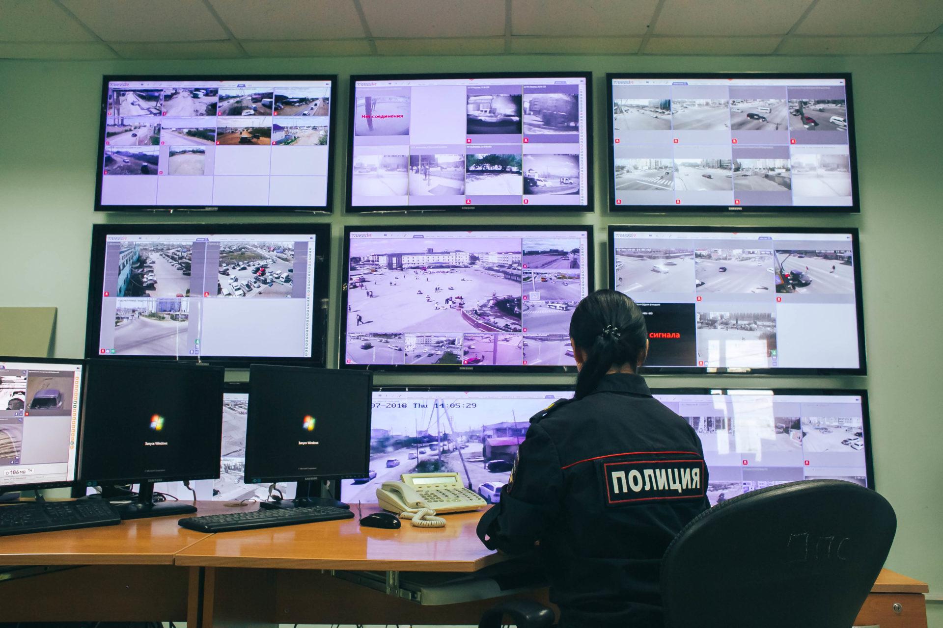В Якутске продолжается работа по внедрению на территории города аппаратного комплекса «Безопасный город»