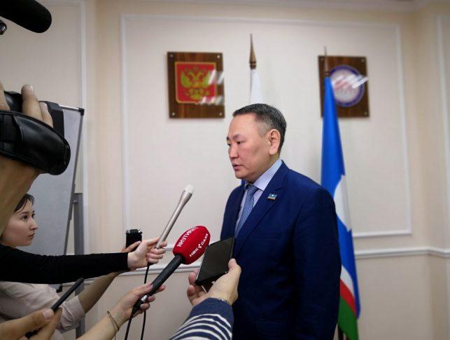 Айсен Николаев назначил министра экологии, природопользования и лесного хозяйства Якутии