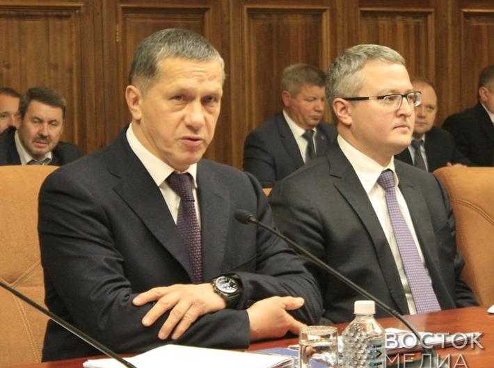 Председателем правительства РС(Я) назначается человек Трутнева — Владимир СОЛОДОВ