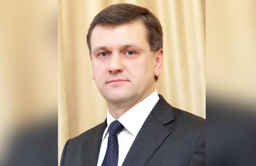 Еще один претендент на премьера — Александр Терентьев