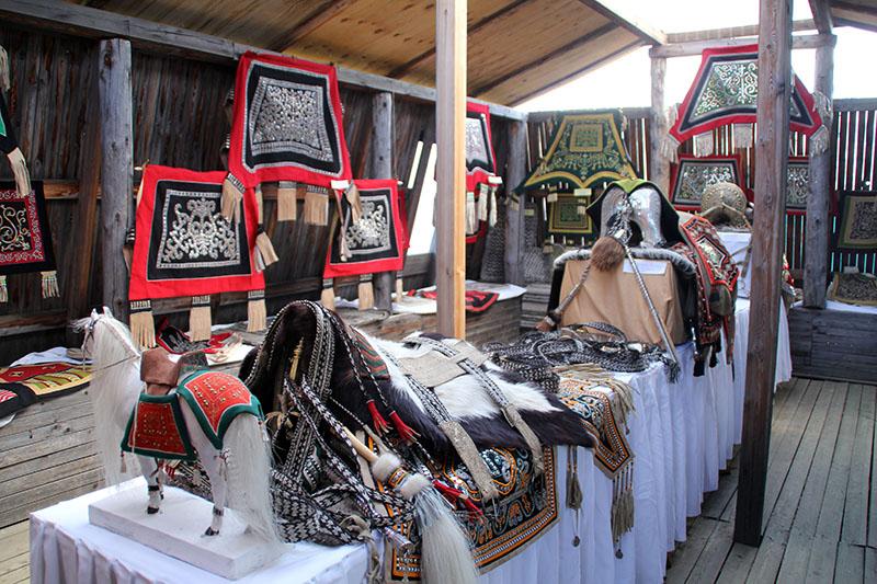 На Ысыахе Туймаады будет организована выставка народных промыслов