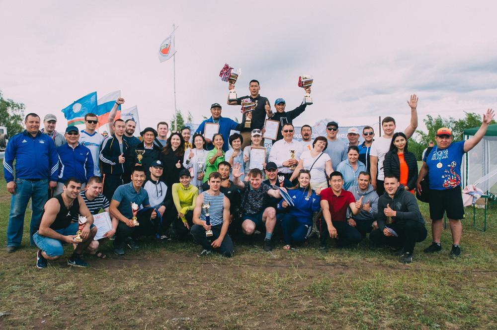 УГРС —  победитель Спартакиады работников нефтегазовой отрасли