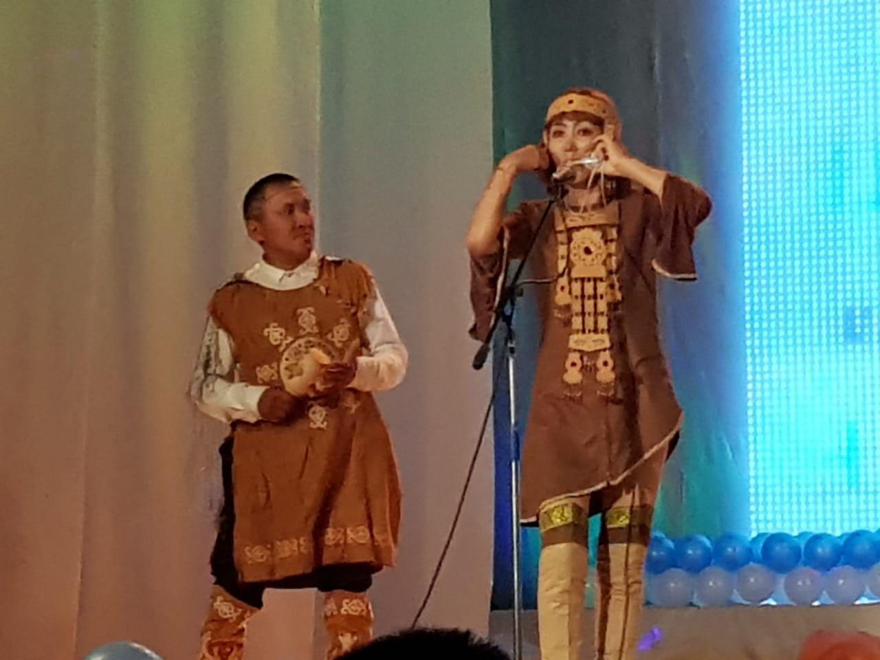 В Нюрбе состоялось торжественное мероприятие посвященное 100-летию социальной службы России